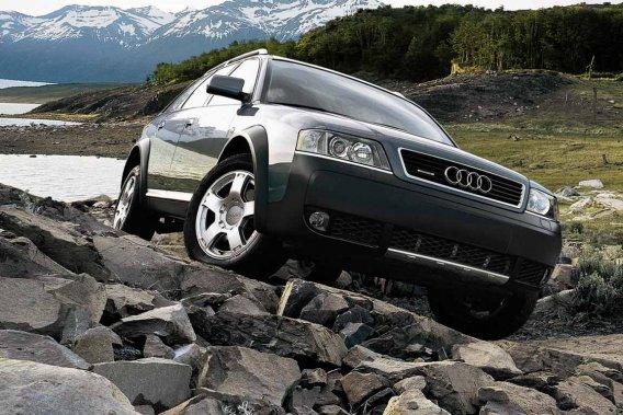 Audi A6 Allroad 2005.