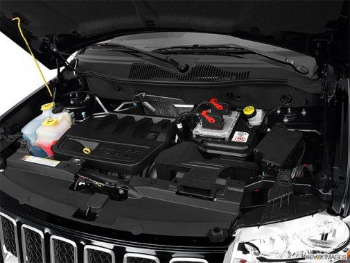 Jeep compass 2011 face au patriot un peu de compassion for Jeep patriot motor oil