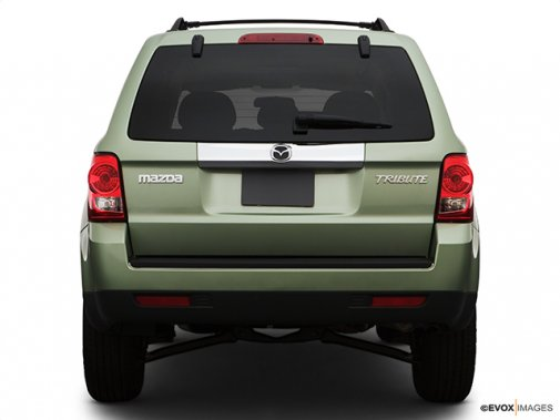Mazda - Tribute 2008 - Traction avant, V6, boîte automatique, GS - Arrière (Evox)