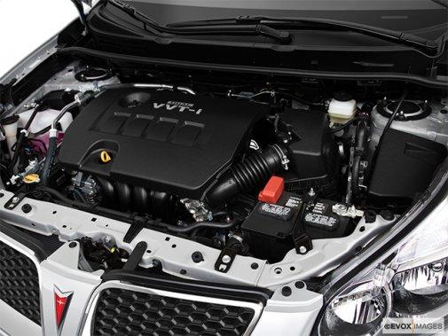 Pontiac - Vibe 2010: Jusqu'à épuisement des stocks - Familiale 4 portes, traction avant - Moteur (Evox)