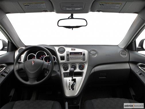Pontiac - Vibe 2010: Jusqu'à épuisement des stocks - Familiale 4 portes, traction avant - Tableau de bord (Evox)