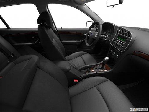 Saab - 9-3 2011: Sauv&eacute;e in <em>extremis</em> - Berline 4portes à TA avec 1SB *disponibilité limitée* - Habitacle (Evox)