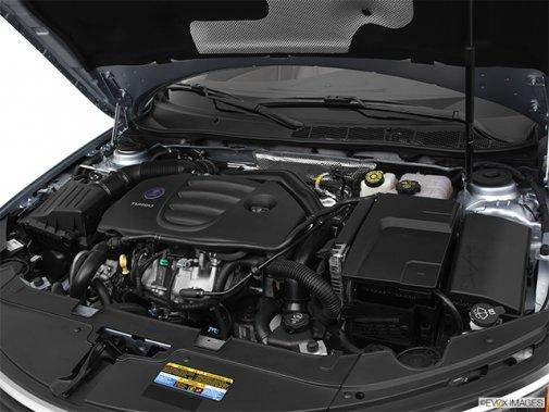 Saab - 9-5 2011: Sauv&eacute;e in <em>extremis</em> - Berline Turbo4 4portes à TA, boîte man. - Moteur (Evox)