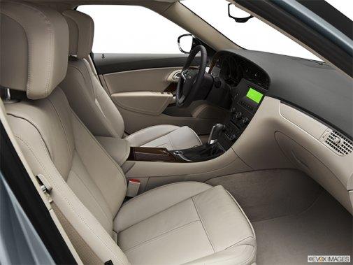 Saab - 9-5 2011: Sauv&eacute;e in <em>extremis</em> - Berline Turbo4 4portes à TA, boîte man. - Siège du passenger (Evox)