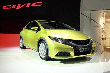 La Honda Civic européenne.