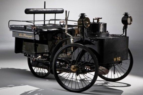 la plus vieille voiture en tat de marche vendue 4 62 millions de dollars actualit s. Black Bedroom Furniture Sets. Home Design Ideas