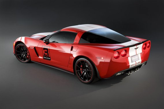 Chevrolet Corvette Z06 Ron Fellows ()