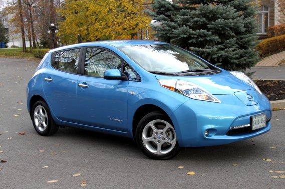 L'utilisation d'une auto électrique comme la  Nissan Leaf exige certaines précautions.