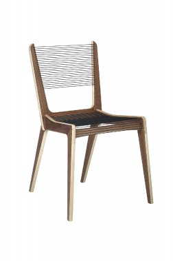 Cord chair, 985$, www.jamaisassez.com (fournie par Avenue Road)