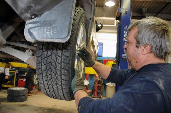 Il ne suffit pas d'avoir de bons pneus pour passer un hiver en toute sécurité.