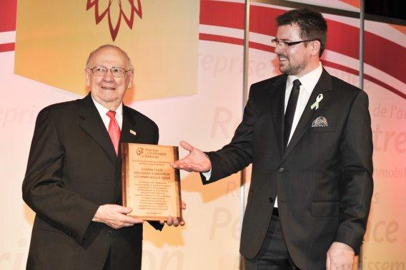 Les grands honneurs jean claude des rosiers catherine for Chambre de commerce gatineau