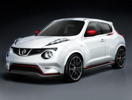 Le concept Nissan Juke Nismo.