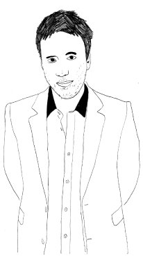 Denis Villeneuve (Illustration: Johan Batier, La Presse)