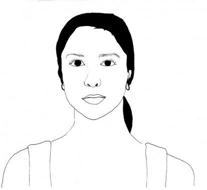 Perrine Leblanc (Illustration: Johan Batier)