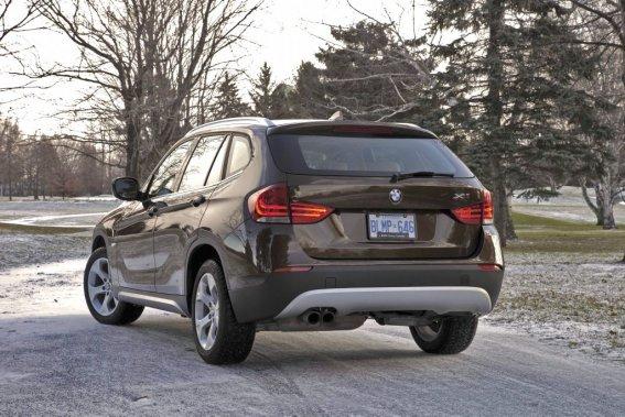 BMW X1: transmission de série Semi-automatique 8 rapports (Éric LeFrançois, collaboration spéciale)