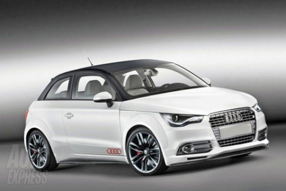 l 39 audi a1 version quattro met le turbo audi. Black Bedroom Furniture Sets. Home Design Ideas