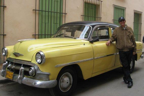 Les vieilles voitures de cuba sont elles menac es ric for Salon vieilles voitures