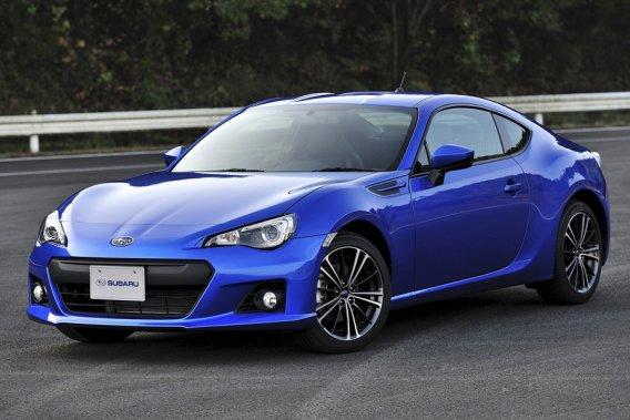 La Subaru BRZ est en nomination au titre de Voiture européenne de 2013.