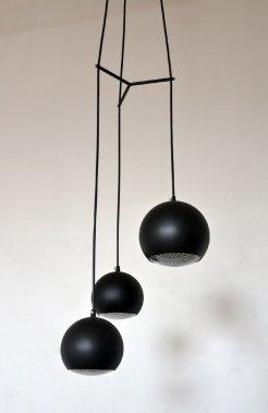 Cette suspension compte parmi les nouveautés de la collection Deadstock, de Castor Design. (Photo fournie par Castor Design)