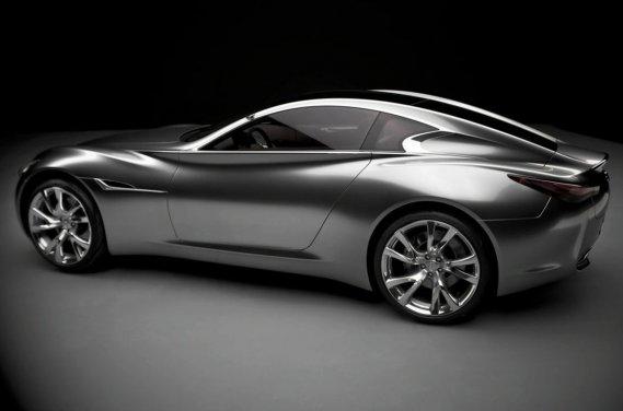 Le concept Emerg-E, largement attendu comme l'une des présentations les plus haut de gamme prévues au salon automobile suisse, est une arrivée marquante pour la marque de luxe détenue par Nissan car elle témoignera du nouveau type de design que celle-ci a adopté.