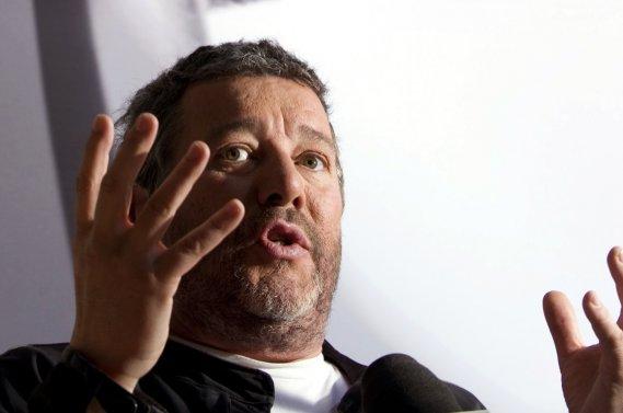 Le designer français Philippe Starck.