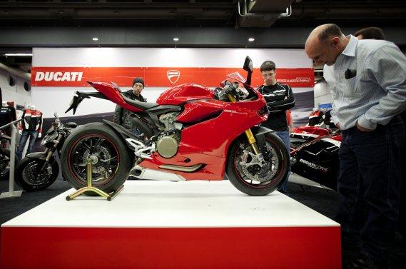 Le salon de la moto de montr al salon moto montr al auto - Salon de moto montreal ...