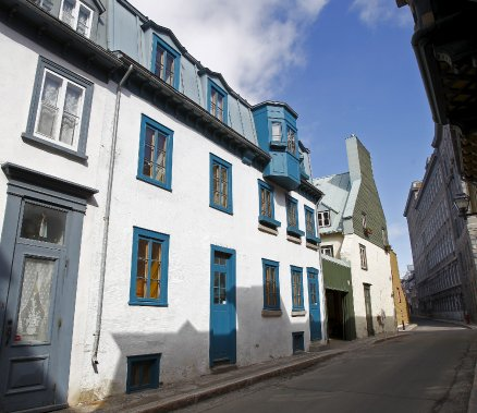 8, rue Couillard (Le Soleil, Yan Doublet)