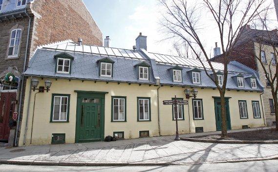 85, rue Sainte-Anne (Le Soleil, Yan Doublet)