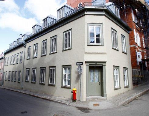 15, rue Saint-Flavien (Le Soleil, Yan Doublet)