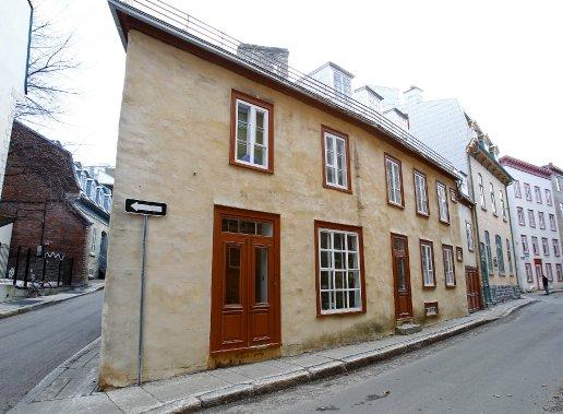 17, rue Couillard (Le Soleil, Yan Doublet)