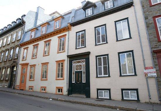 26 et 28, rue Saint-Ursule (Le Soleil, Yan Doublet)