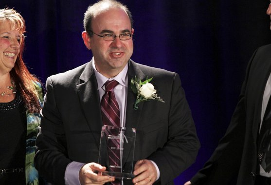Adam Dodek, de l'Université d'Ottawa. (Étienne Ranger, LeDroit)
