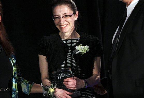 Judith Malette, de l'Université Saint-Paul. (Étienne Ranger, LeDroit)