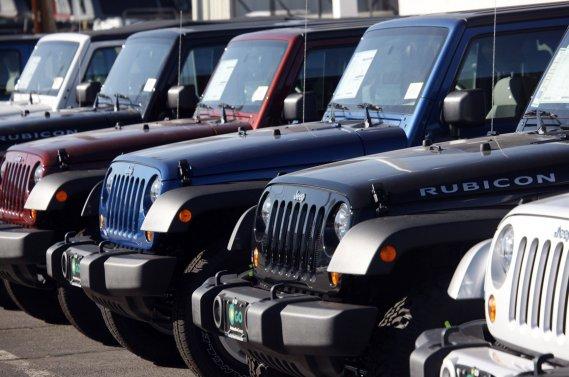 Chrysler a procédé au rappel de quelque 87 000 Jeep Wrangler 2010 en Amérique du Nord.