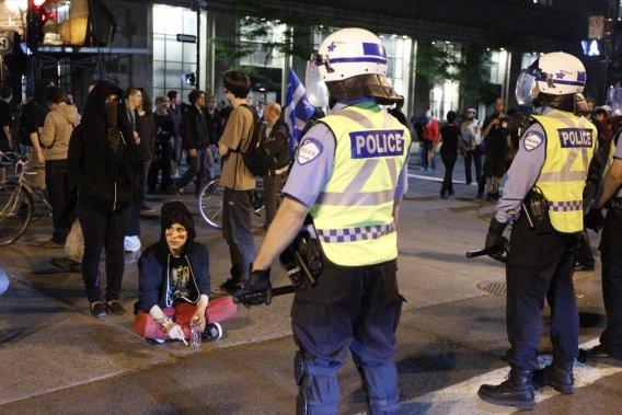 (Photo: Édouard Plante-Fréchette, La Presse)