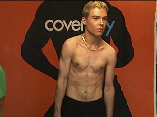 Luka Rocco Magnotta lors d'une audition à une émission Coverguy en 2007. (IMAGES FOURNIES PAR GIANT PRODUCTIONS)