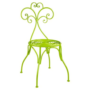 Chaise vert lime chez Home Sense (Photo Home Sense)