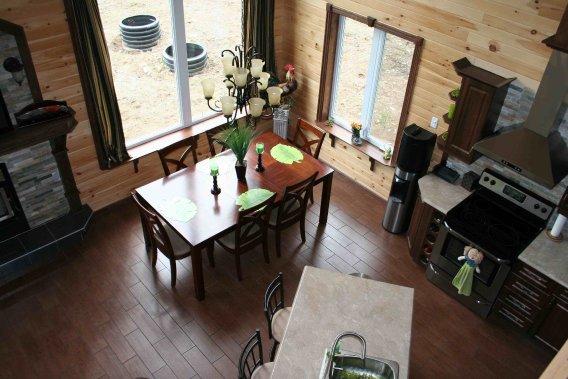 le petit nid d 39 amour de dave et jos e sophie richard toit et moi. Black Bedroom Furniture Sets. Home Design Ideas