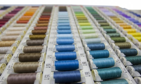 CM Textiles (Photo: Ivanoh Demers, La Presse)
