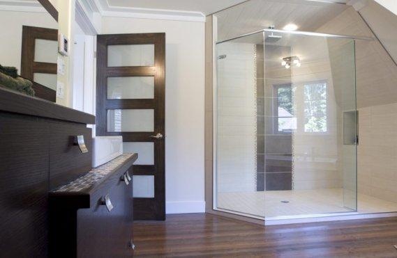 Les artisans du d tail marie andr e amiot maisons de luxe for Salle de douche chambre