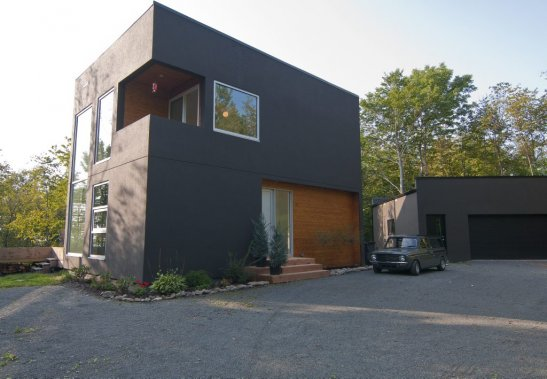 l 39 aventure de l 39 autoconstruction val rie v zina collaboration sp ciale maisons de luxe. Black Bedroom Furniture Sets. Home Design Ideas