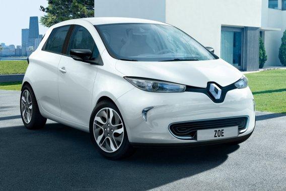 La Zoé de Renault.
