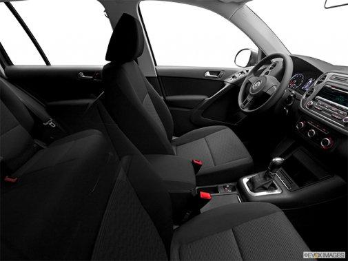 Volkswagen tiguan 2012 quand la pub dit vrai volkswagen for Interieur tiguan