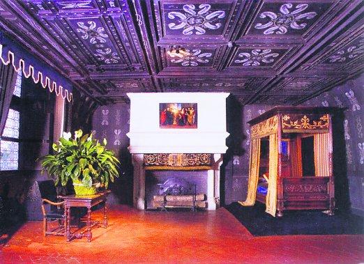 Chambre de Louise de Lorraine (Guide de visite)