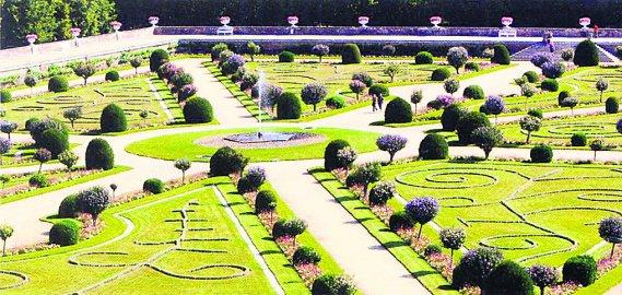 Jardins (Guide de visite)