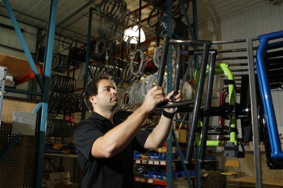 Motion Composites: fibre entrepreneuriale et de carbone