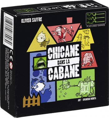 Sceau d'excellence: Chicane dans la cabane (Photo fournie par Protégez-vous)
