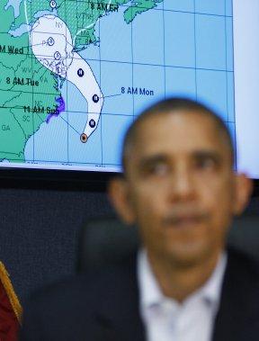 Le président Barack Obama lors d'une réunion à Washington. (Jonathan Ernst,Reuters)