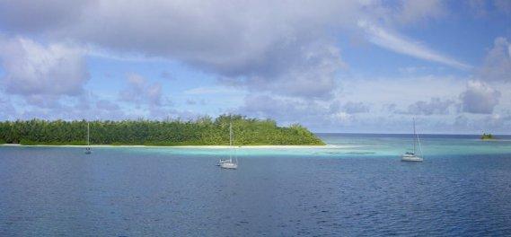 Les plongeurs trouveront de bons endroits aux îles Salomon. (Photo RelaxNews)