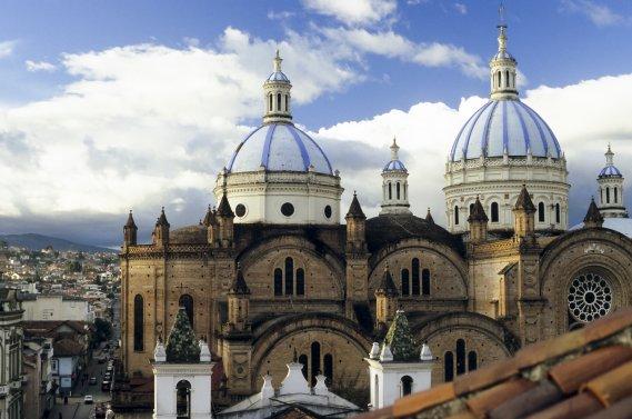 L'Equateur pourra se parcourir l'an prochain en train, grâce au chemin de fer rénové. (Photo RelaxNews)